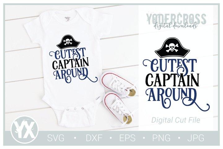 Download Free Svgs Download Cutest Captain Around Svg Free Design Resources