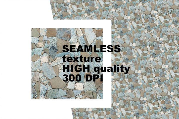 Seamless Stones texture Masonry granite background irregular
