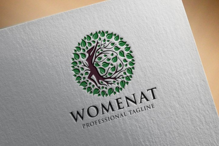 Women Nature Logo
