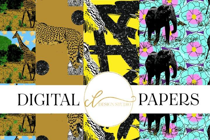 Safari Digital Papers