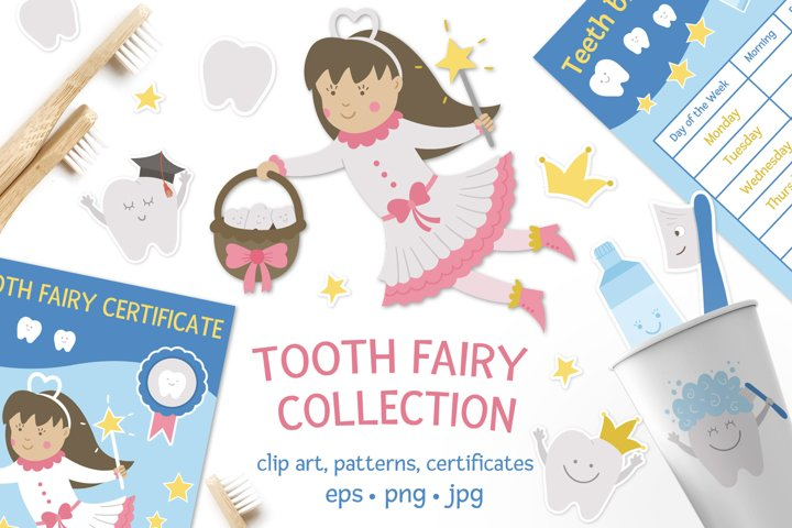 Tooth Fairy Collection