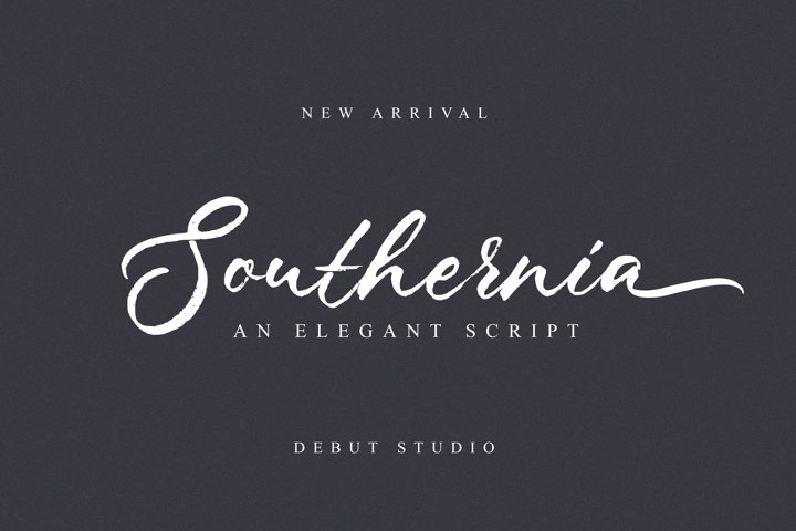 Southernia Script