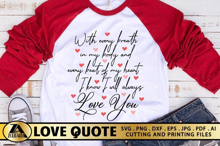 Valentines SVG Love Quote SVG Valentines Day SVG cut Files