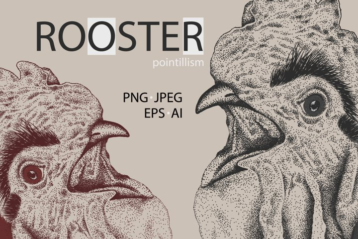 ROOSTER Vector Dot Work