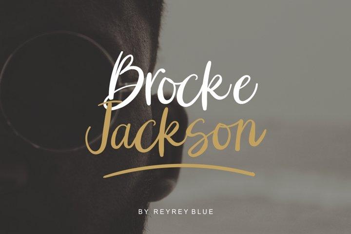 Brocke Jackson