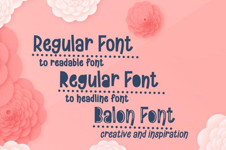 Bryana | Handwritten Font example 4