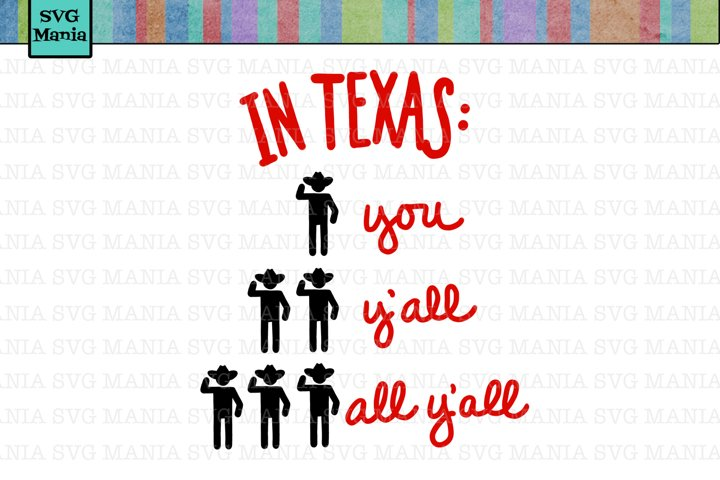 SVG File Texas Funny, Cowboy SVG, Texas Cut File, Cricut
