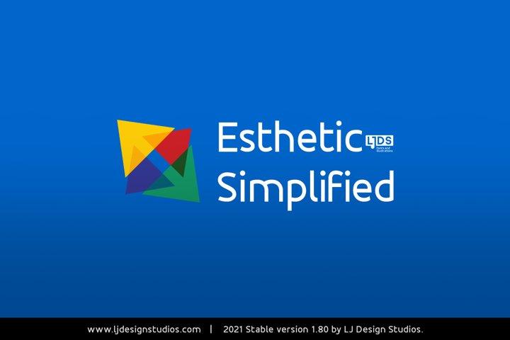Esthetic Simplified