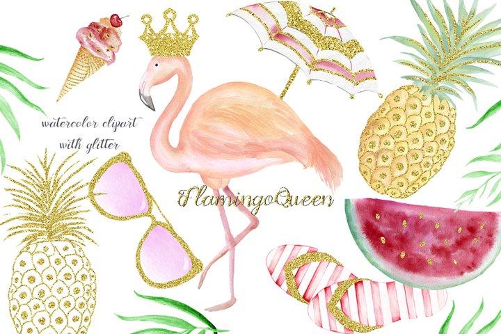 Flamingo Queen