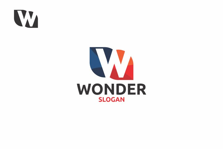 Letter W Logo Design