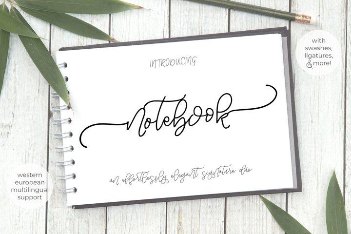 Notebook Script