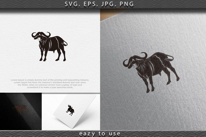 Download Slaughter Cattle Beef Logo Designs Inspiration Isolated O 700695 Logos Design Bundles