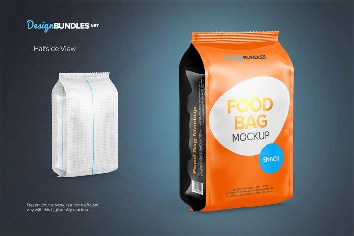 Food Bag Mockups example 2