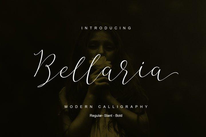 The Bellaria Script Discount 50