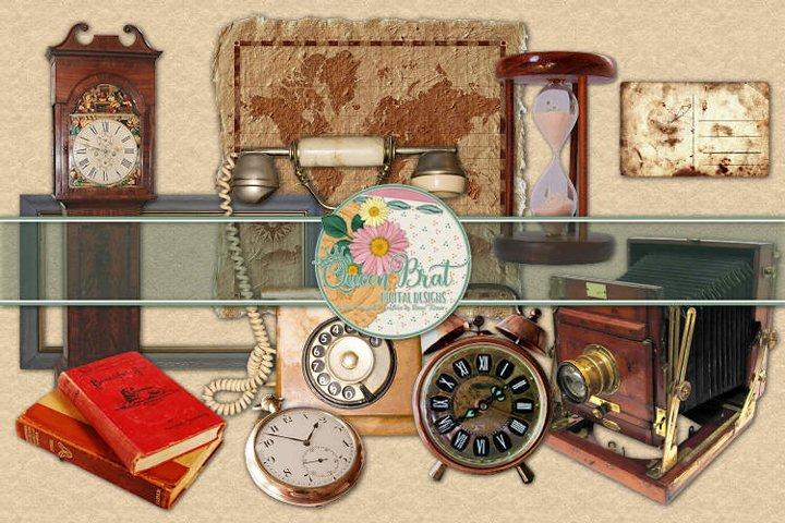 Vintage Moments Elements 1
