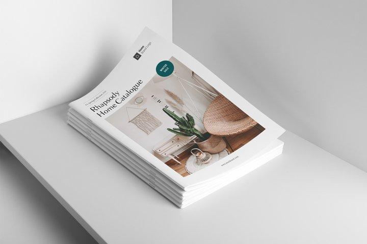 Rhapsody / Home Interior Catalog