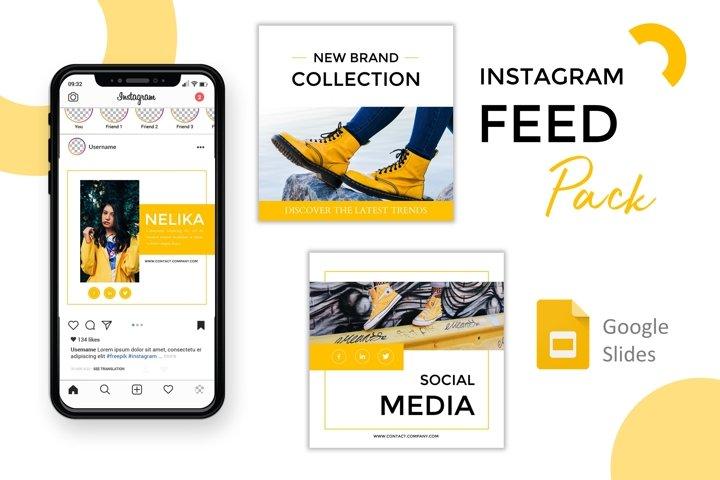 Instagram Feed - Nelika