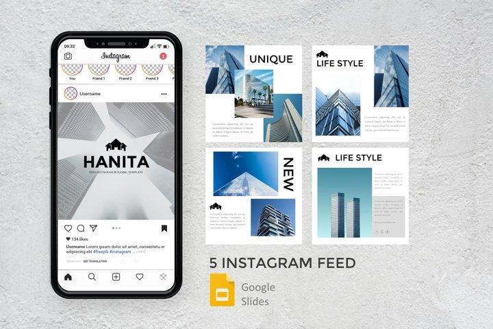 Instagram Feed - Hanita