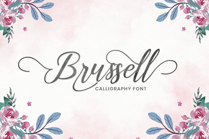Brussell Calligraphy