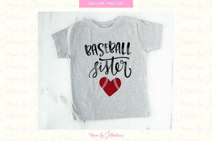 Download Baseball Sister Svg Baseball Svg Baseball Svg Files 258941 Svgs Design Bundles