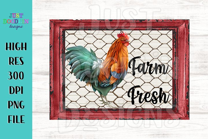 Rooster Printable Design| Cutting Board Design