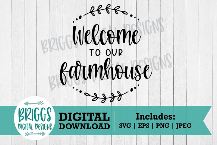 Welcome to our Farmhouse Sign Svg |Sign cut file