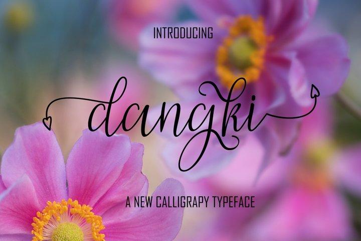 Dangki Script example 1