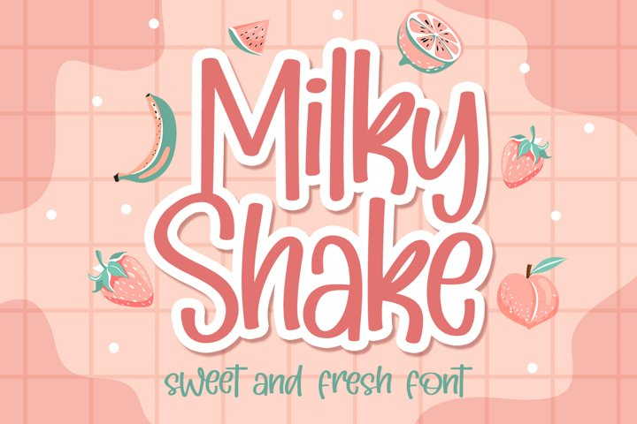 Milky Shake