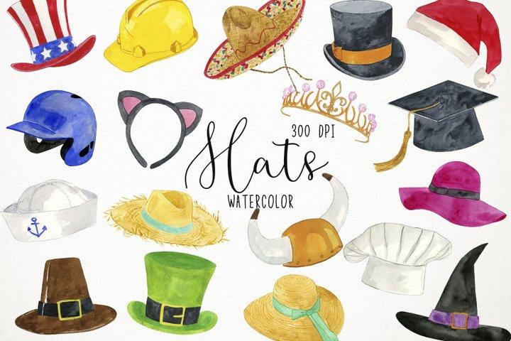 Hats Clipart, Hats Clip Art, Costumes Clipart, Caps Clipart