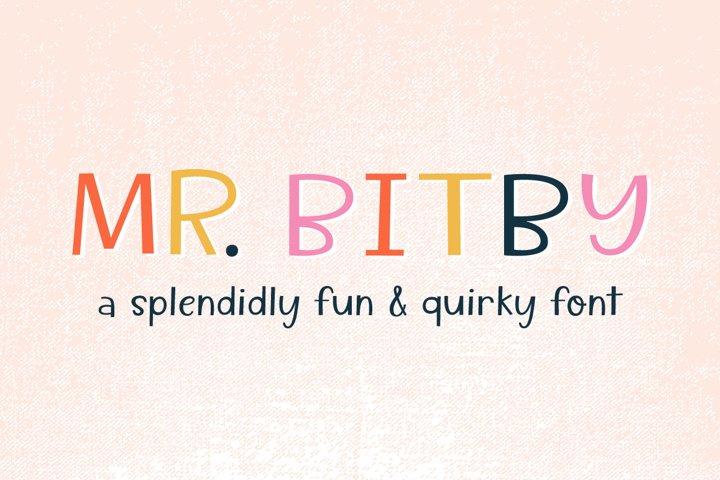Mr. Bitby