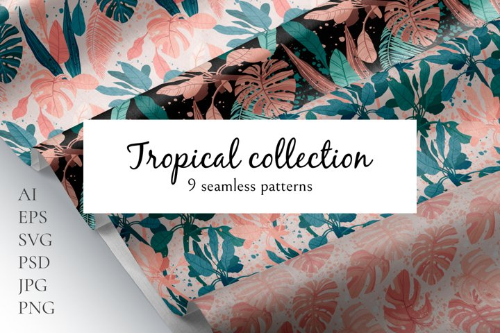 Tropical pattern collection