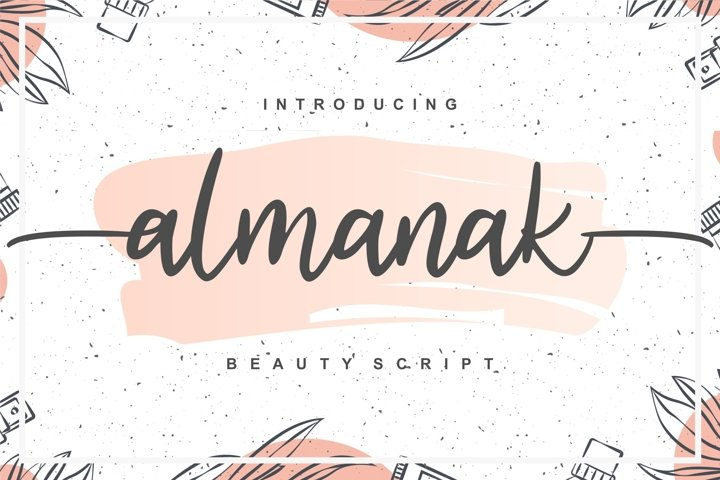Almanak   Beauty Script