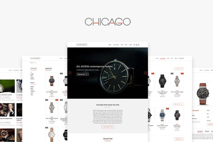 Chicago Shopify Theme