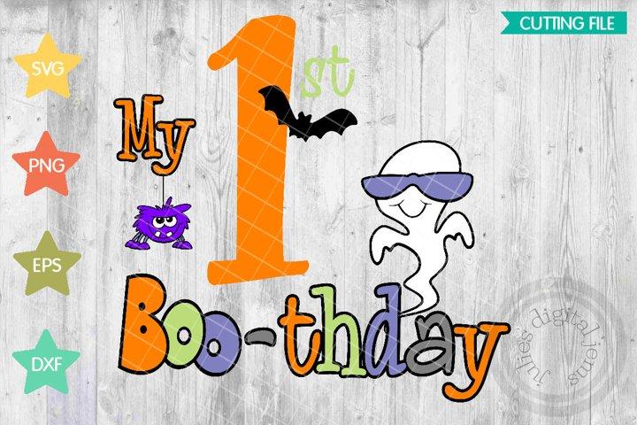 Halloween Birthday 1st, by Julies Homemade Jems