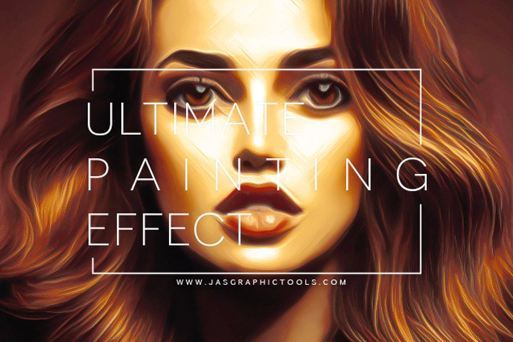 Ultimate Painting Effect | Photoshop Actions