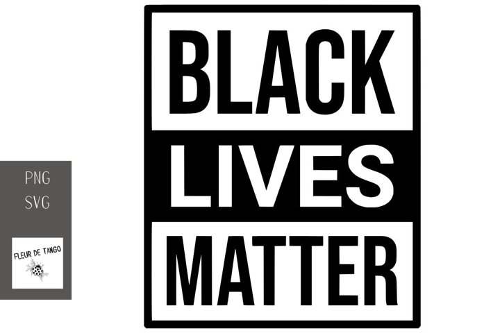 Black Lives Matter 645678 Cut Files Design Bundles