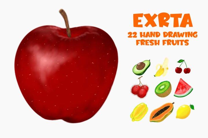 Fruitz - Free Font Of The Week Design11