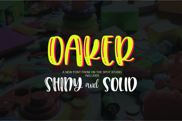 Oaker - Shiny & Solid