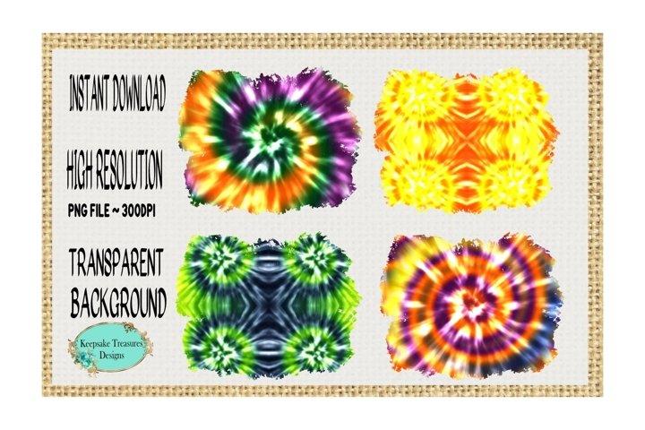 Tie Dye Background #2