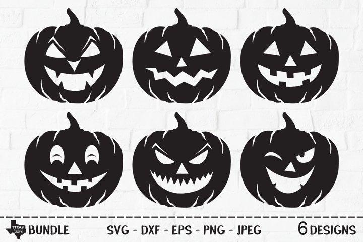 Pumpkin Patch Bundle SVG, Cut File, Halloween Shirt Designs