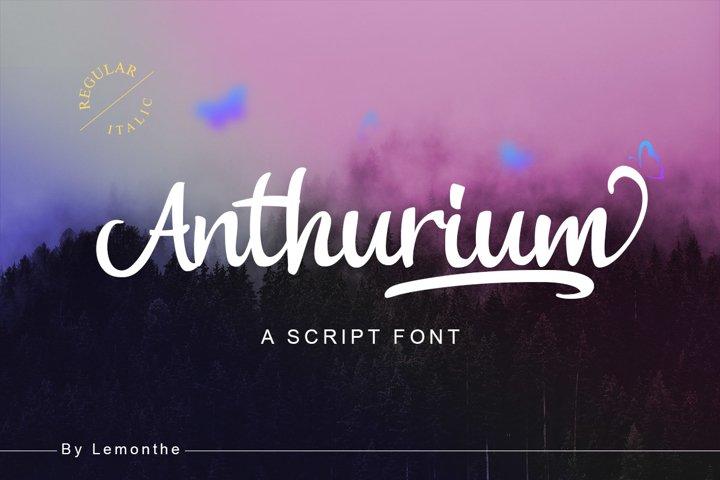 Anthurium