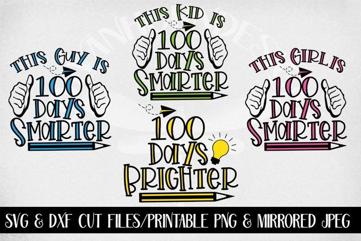 100 Days of School Bundle