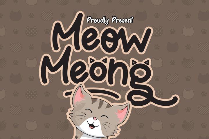Meow Meong