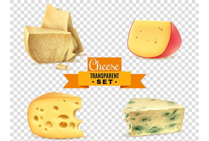 Cheese_realistic 3