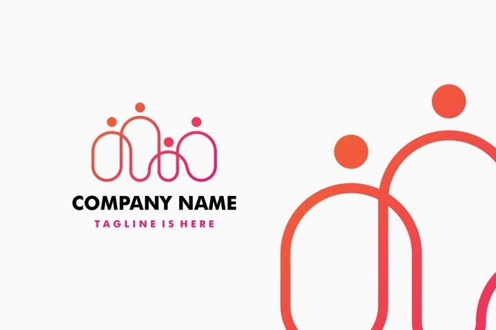 People Team Together Logo