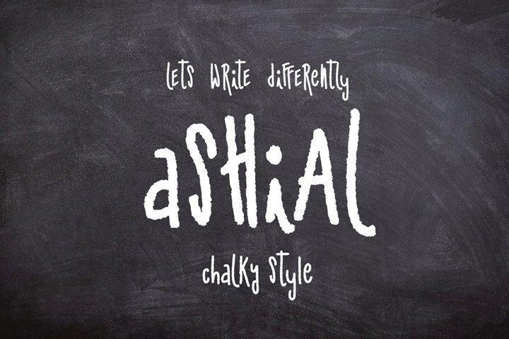 Ashial