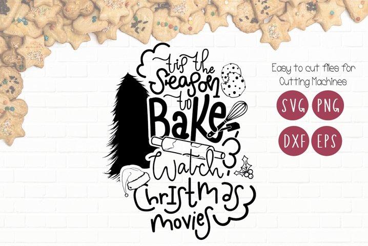 Tis The Season svg Christmas svg