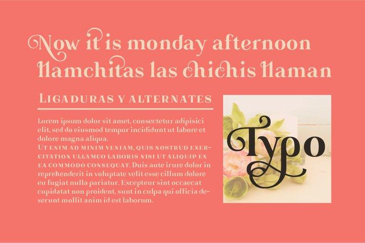 Gorni Typeface - Free Font of The Week Design2