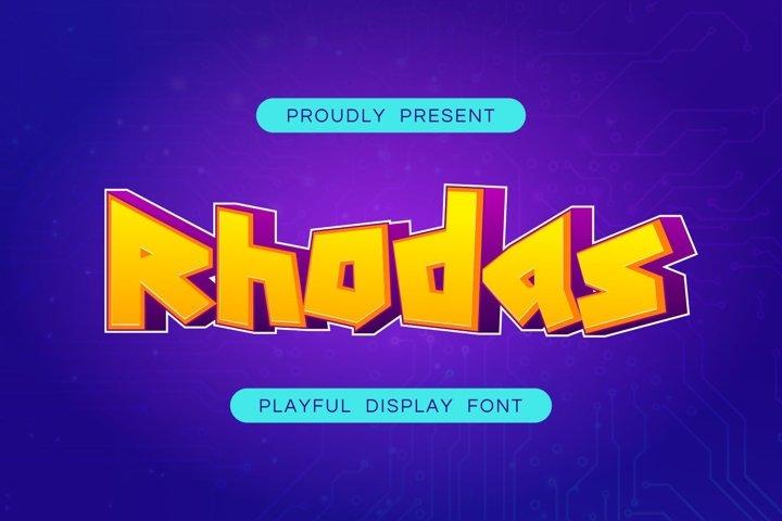 Rhodas