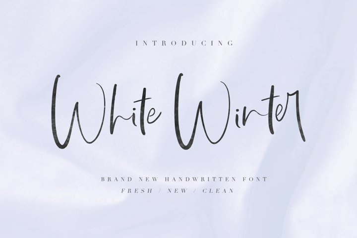 White Winter
